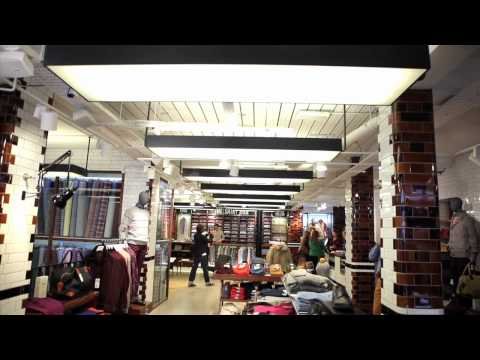 Ben Sherman New Store Concept: Carnaby St