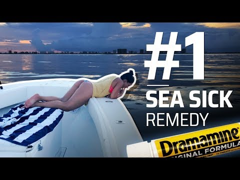 The Only Sea Sickness Remedy That Works!