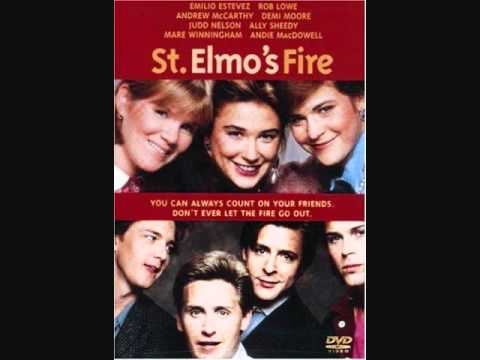 St. Elmo's Fire (Man in Motion) - Original Soundtrack HQ
