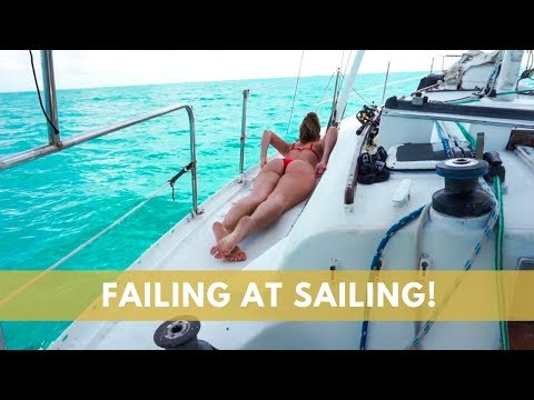 Our First Crossing Didn't Go As Planned: Sailing The Gulf Stream
