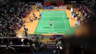 中銀羽毛球2012決賽男單