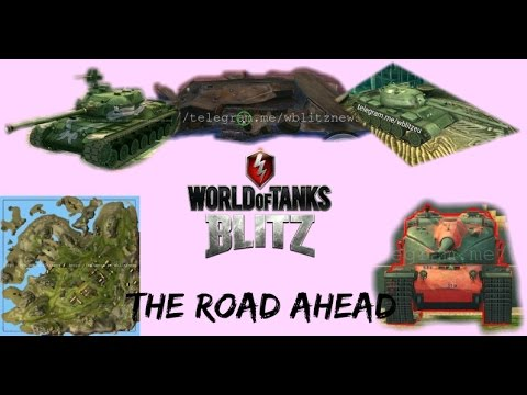 The Road Ahead 2017 - World of Tanks Blitz | Leaks, News & Events