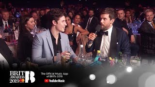 Jack Whitehall interviews Shawn Mendes | The BRIT Awards 2019 Video