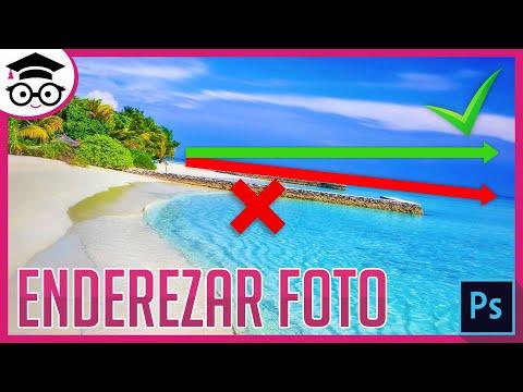 Cómo Enderezar Foto Fácil Y Rápido En Photoshop + Herramienta Mágica -  Sandy Olivera 😍