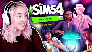 The Sims 4: Paranormal Stuff Review