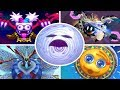 Evolution of Soul Bosses in Kirby Games (2005-2018)