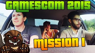 Gamescom 2015 BIBACREW | Mission 1 - Abheben!