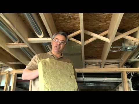 Comment insonoriser les plafonds entre les tages