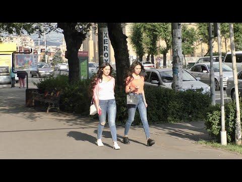 Ереван, 12.07.20, Su, Кусочек проспекта Комитаса,  День 116-ый , Video-1.