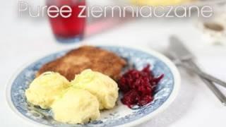 Puree ziemniaczane | Dorota Kamińska