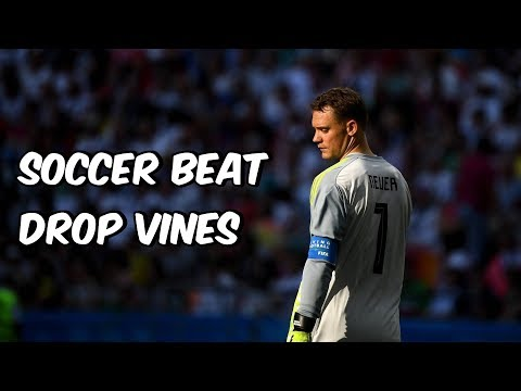 Soccer Beat Drop Vines #108