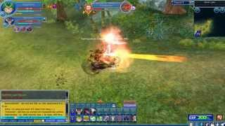 Digimon Masters Online - Silphymon Skills & Stats Lv50