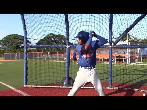 Eric Santana, OF, New York Mets