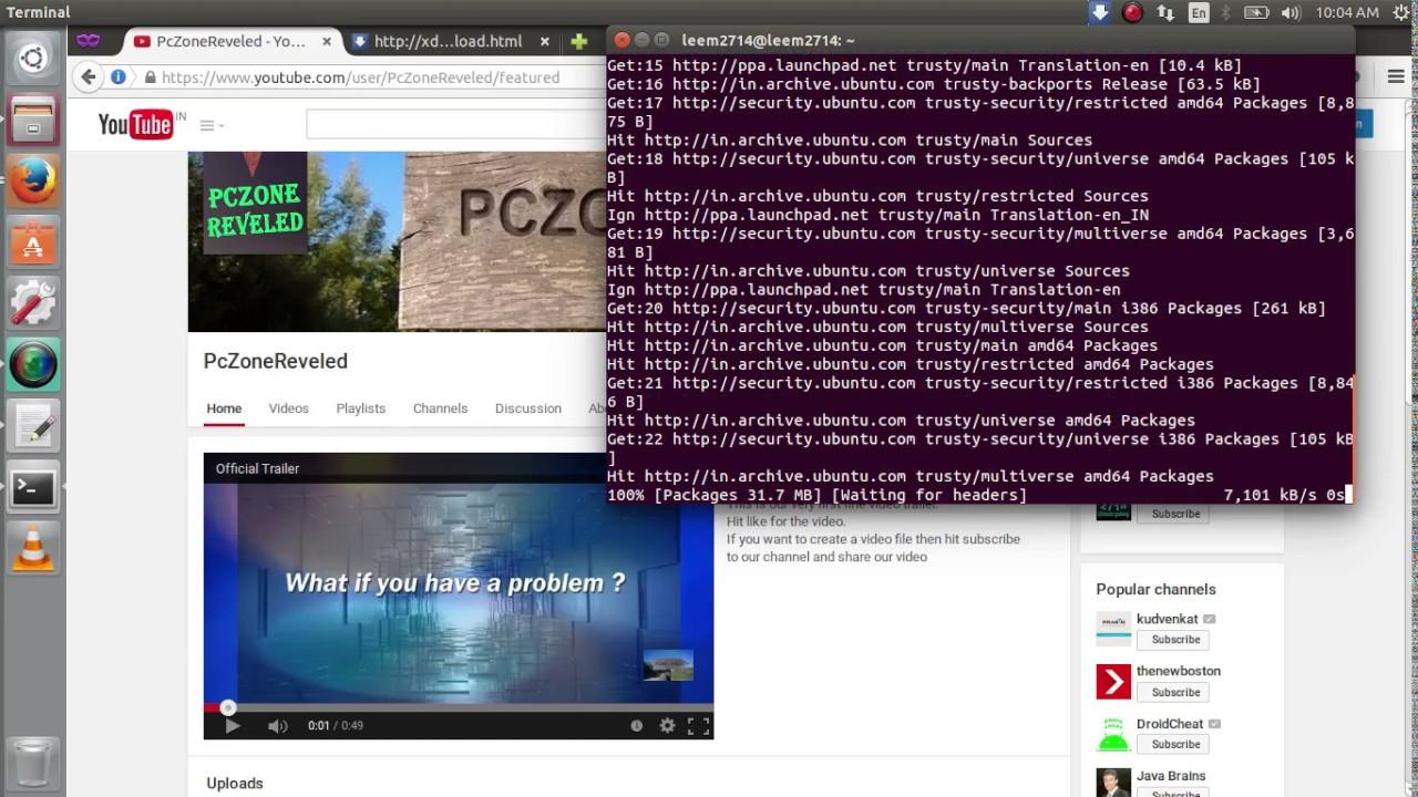 Youtube download manager for ubuntu | IDM (Internet Download