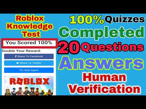 Roblox Lua Quiz Roblox Knowledge Test Quiz All 20 Questions 100 Score Answers By Knowledge 4all By
