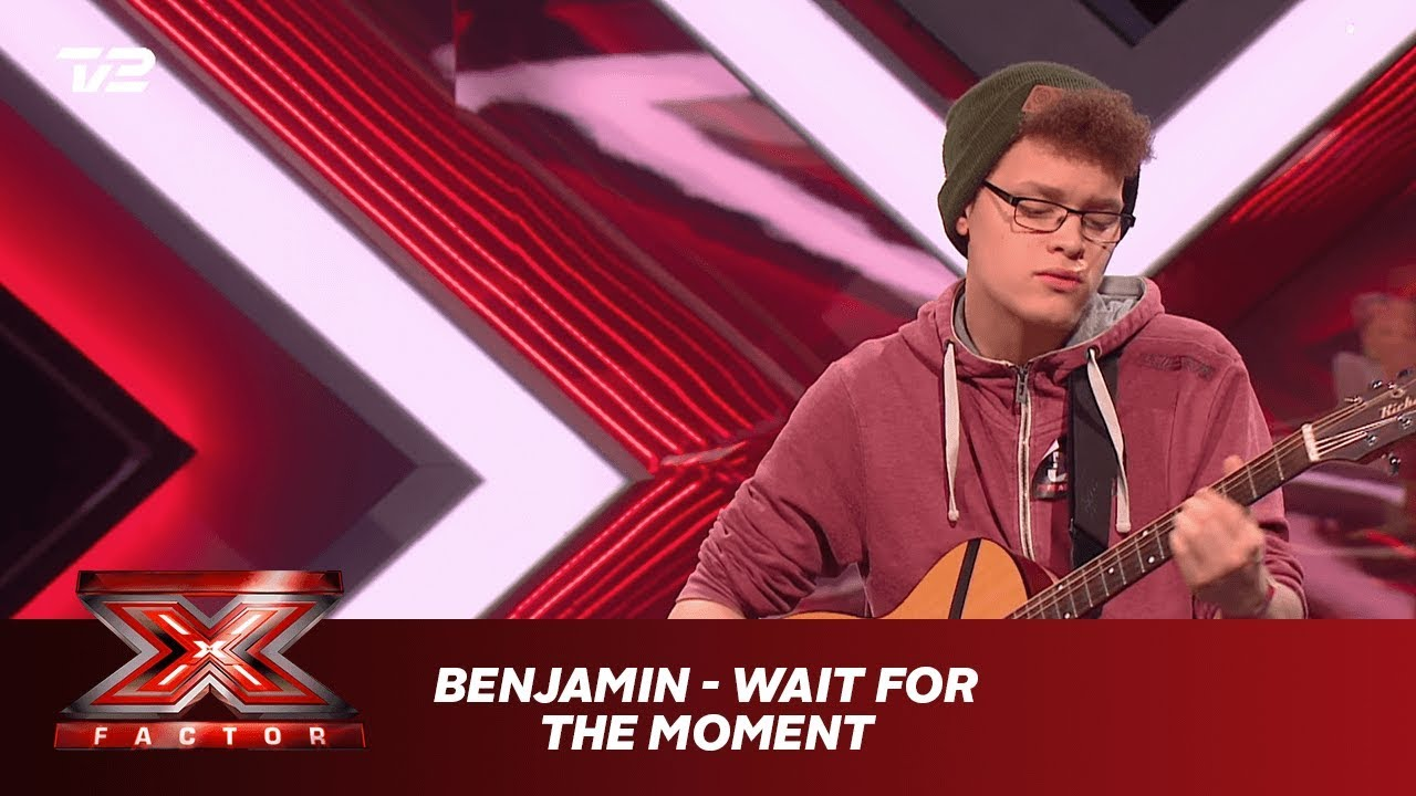 Benjamin synger 'Wait for the Moment' - VULFPECK (Audition ...