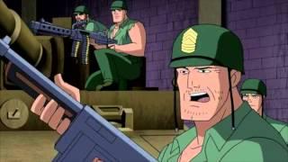 Green Lantern VS Vandal Savage