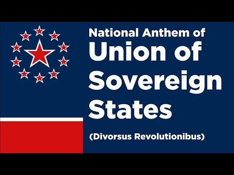 Divorsus Revolutionibus | National Anthem of Union of Sovereign States