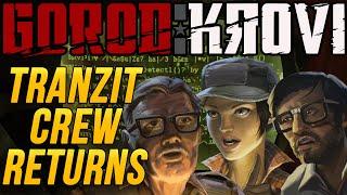Tranzit Crew Returns in Gorod Krovi Easter Egg Cipher | Tranzit Crew Blood Vials | Zombies Storyline