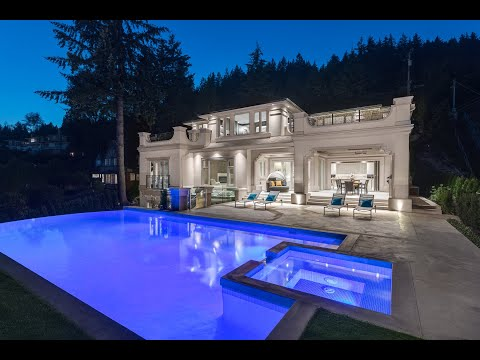 LUXURY HOUSE IN WEST VANCOUVER!
