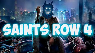 Saints Row IV 💋💋💋 Дырявые Труселя