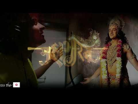 Karmanye Vadhikaraste   Starplus Mahabharat   Original Track   Singer Rohit Shastri