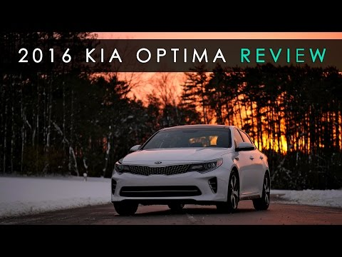 Review 2016 Kia Optima A Car Worth Owning