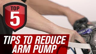 Top 5 Tips To Reduce Arm Pump