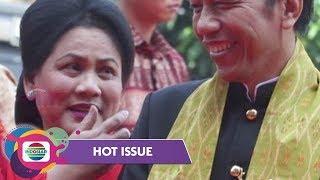 Gambar cover HOT ISSUE PAGI - Menikah Muda! Begini Perjalanan Hidup Ibu Iriana dan Bapak Jokowi