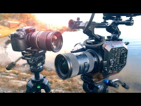 Panasonic EVA1 vs GH5 [Review]