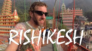 How Expensive is RISHIKESH, INDIA? Holy Town on the Ganges