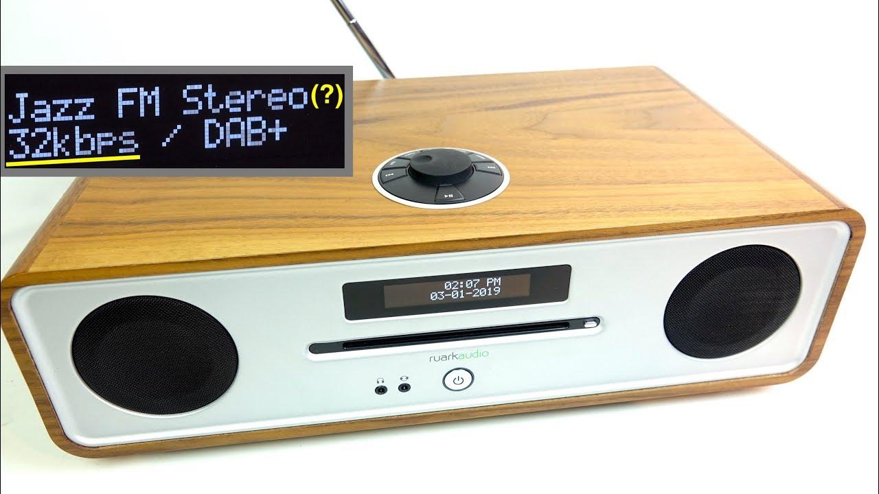 Ruark R4 Hi-Fi & The woeful state of Digital Radio in the UK