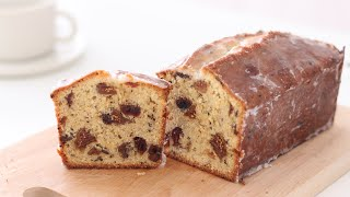紅茶とフルーツのパウンドケーキの作り方&ラッピング*シュガーバッター法 Earl Grey Pound Cake|HidaMari Cooking