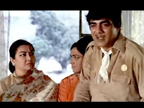 Bombay To Goa Funny Scenes - Mehmood Falls From The Bus thumbnail
