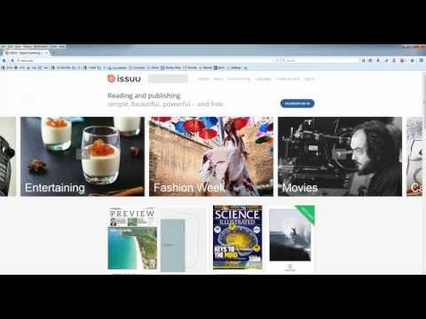 Free Download issuu books and magazines as PDF in high quality