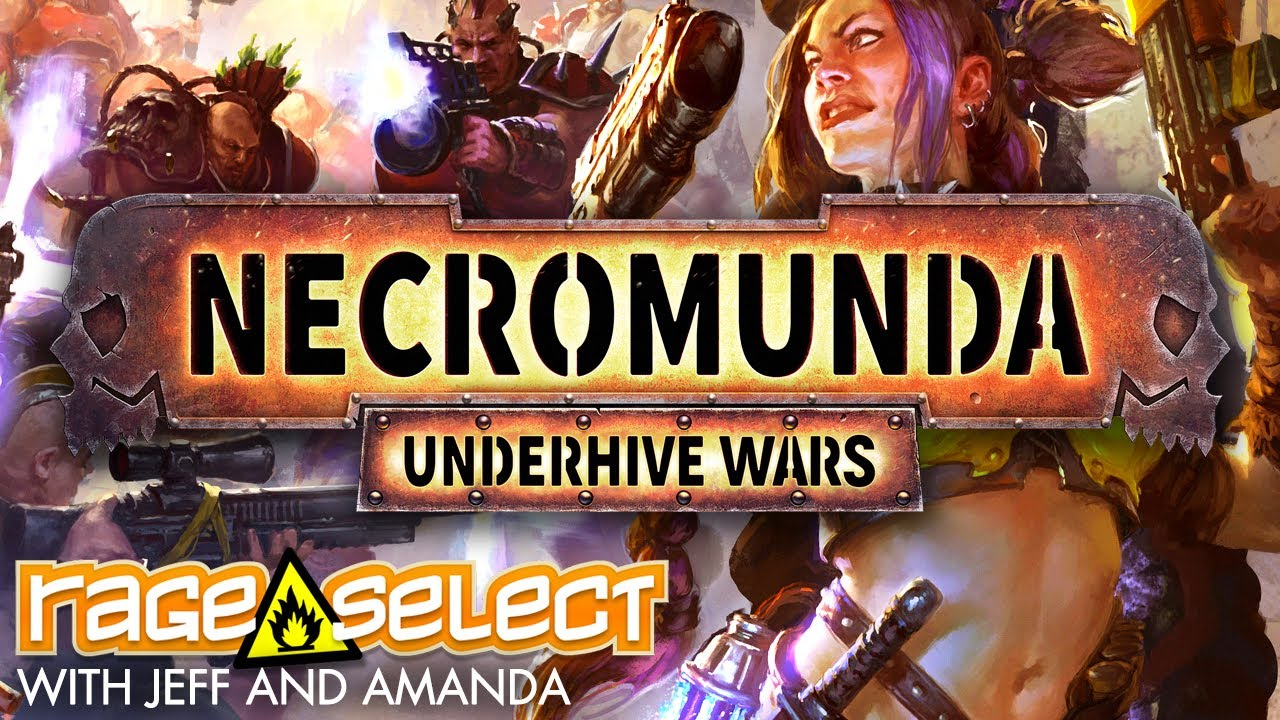 Necromunda: Underhive Wars (The Dojo) Let's Play