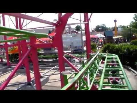 FunCoaster POV (Funplex, Mount Laurel, New Jersey, USA)
