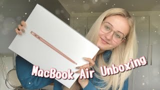 MacBook Air 2020 Unboxing | LilyMay