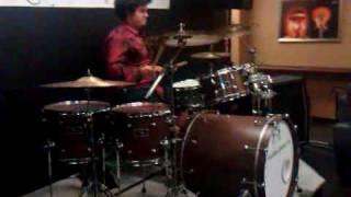 jesse AJP Custom drums..3GP