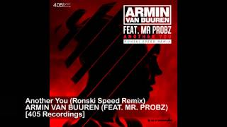 Armin van Buuren (feat Mr Probz) - Another You (Ronski Speed Remix)