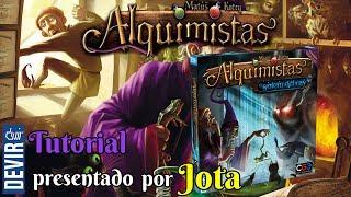 Alquimistas: El Golem del Rey - Tutorial
