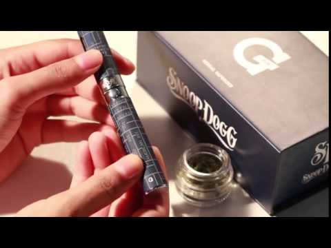 How To Use a Snoop Dogg G Pen