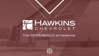 Hawkins Chevrolet Collision Center Commercial