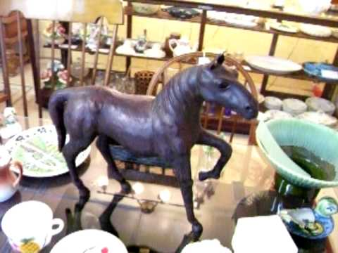 A Virtual Tour of the Antiques Warehouse Showroom