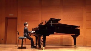 felix 8 mozart sonate facile c major kv 545 andante 2 movement