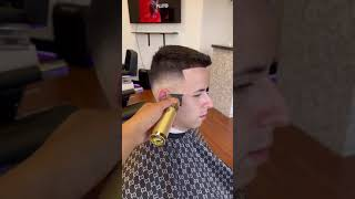 Side Fade Short Hairstyle ✂️ Video For Men