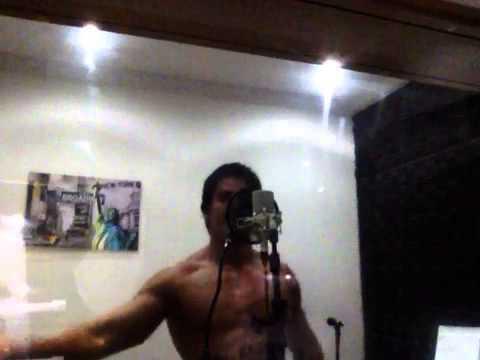 Anderson Ramos Cantando Musica De Sua Autoria (capa Da Gait