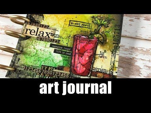 Art journal | relax