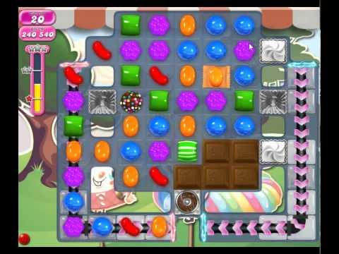 Candy Crush Saga Level 1134
