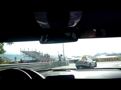Driving a safety car at Monaco Grand Prix | Alexander R. Marmureanu MD